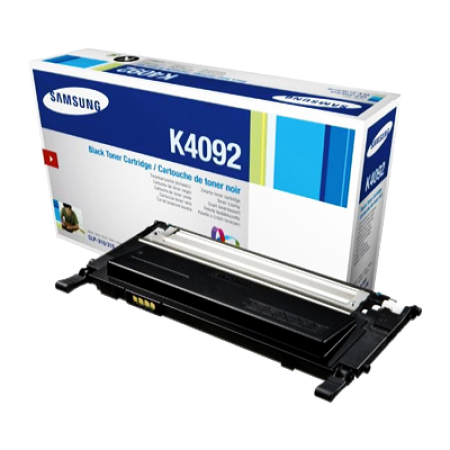 Samsung CLT-K4092S Black Toner Cartridge