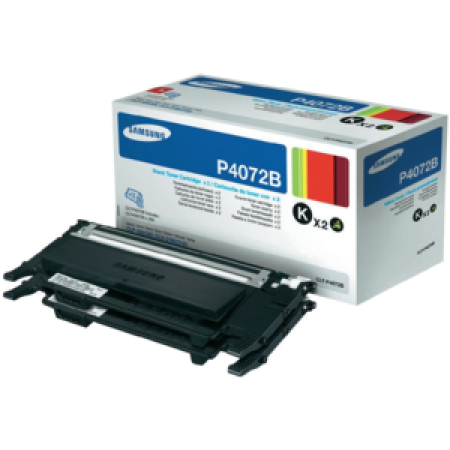 Samsung CLT-K4092S Black Toner Cartridge TWIN PACK