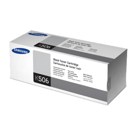 Samsung CLT-K506L High Capacity Black Toner Cartridge