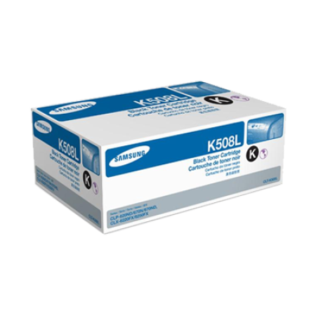 Samsung CLT-K5082L Black High Capacity Toner Cartridge