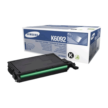 Samsung CLT-K6092S Black Toner Cartridge