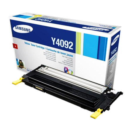Samsung CLT-Y4092S Yellow Toner Cartridge