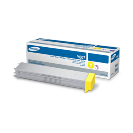 Samsung CLT-Y6072S Yellow Toner Cartridge