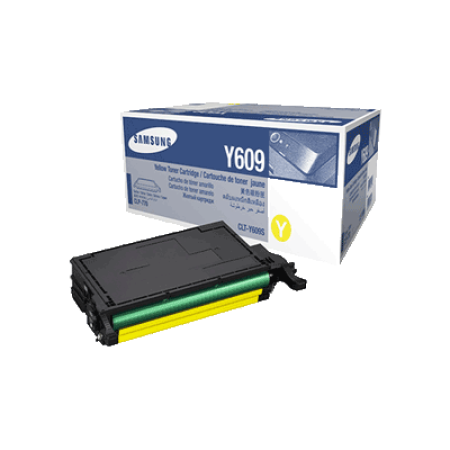 Samsung CLT-Y6092S Yellow Toner Cartridge