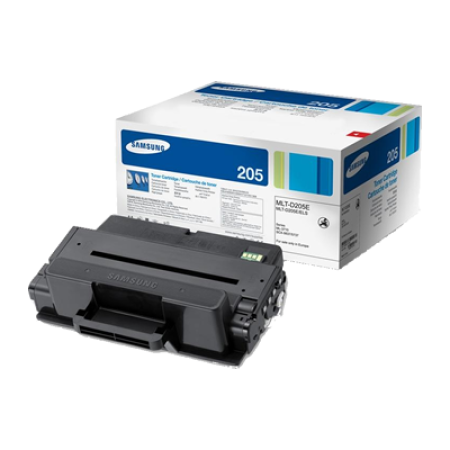 Samsung MLT-D205E Toner Cartridge Extra High Capacity Black Original