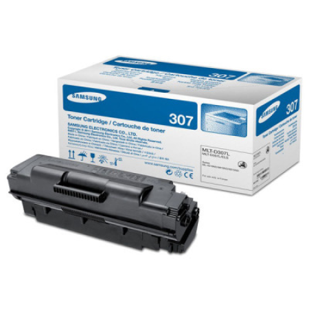 Samsung MLT-D307L High Capacity Black Toner Cartridge