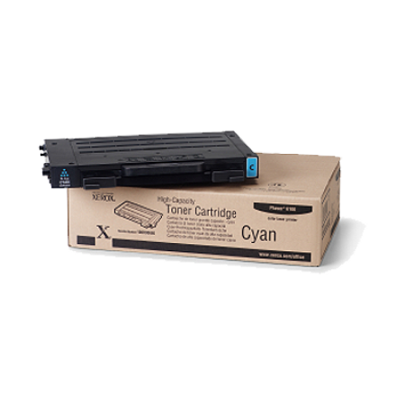 Xerox 106R00680 Cyan High Capacity Toner Cartridge