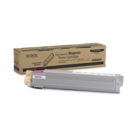 Xerox 106R01078 Magenta High Capacity Toner Cartridge