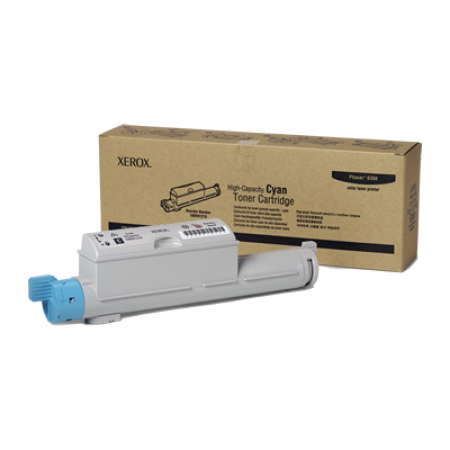 Xerox 106R01218 Cyan Toner Cartridge