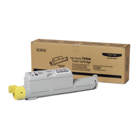 Xerox 106R01220 Yellow Toner Cartridge