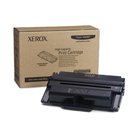 Xerox 106R01414 Black Toner Cartridge