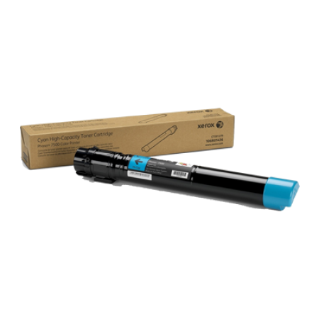 Xerox 106R01436 Cyan Toner Cartridge