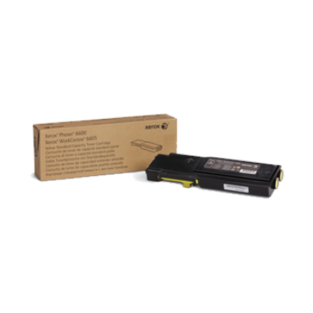 Xerox 106R02247 Yellow Toner Cartridge