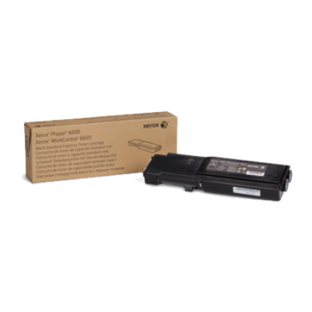 Xerox 106R02248 Black Toner Cartridge