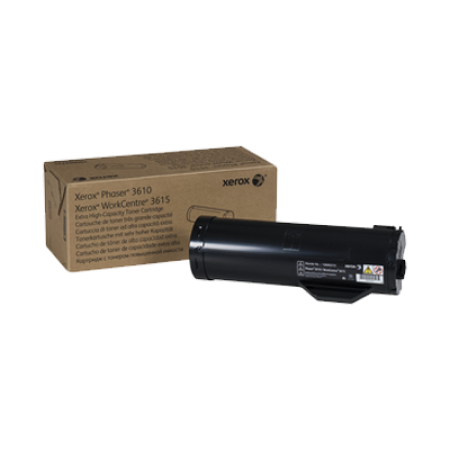 Xerox 106R02722 Black High Capacity Toner Cartridge