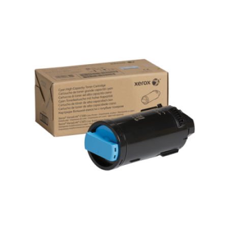 Xerox 106R03870 High Capacity Cyan Toner Cartridge