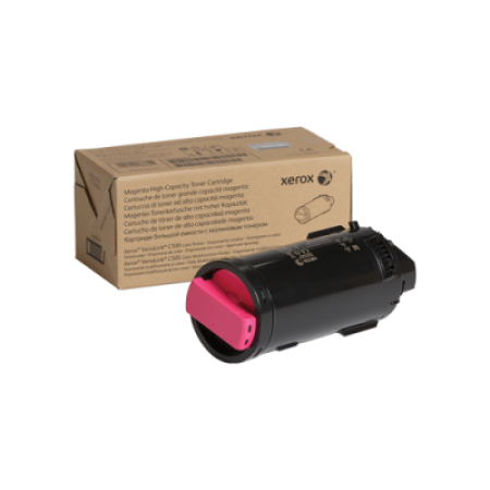 Xerox 106R03871 High Capacity Magenta Toner Cartridge