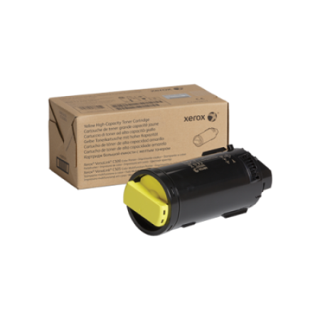 Xerox 106R03872 High Capacity Yellow Toner Cartridge