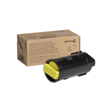 Xerox 106R03906 Yellow High Capacity Toner Cartridge