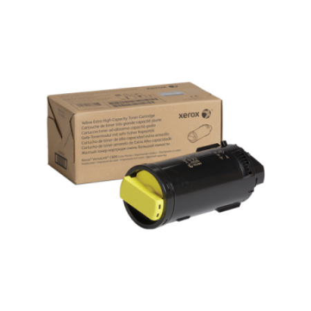Xerox 106R03922 Yellow Extra High Capacity Toner Cartridge