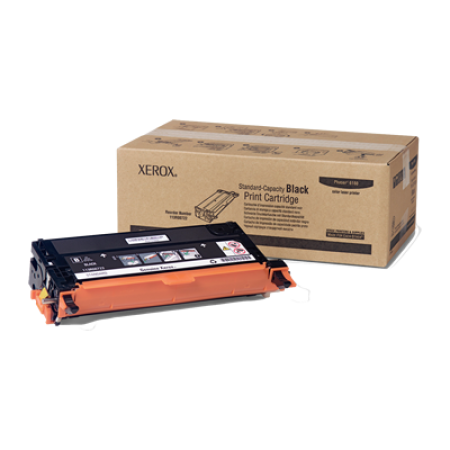 Xerox 113R00722 Black Toner Cartridge