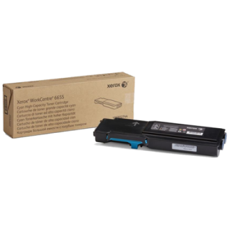 Xerox 106R02744 Cyan Toner Cartridge