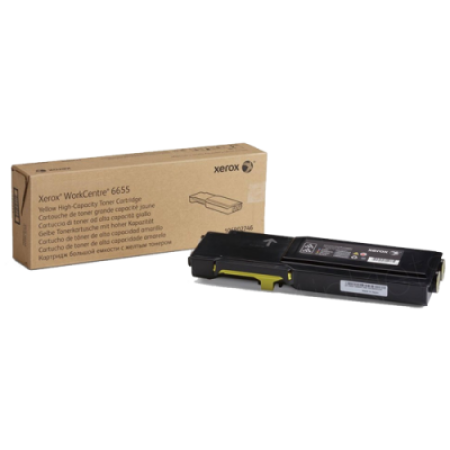 Xerox 106R02746 Yellow Toner Cartridge