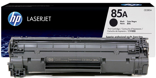 HP 85A compatible toner