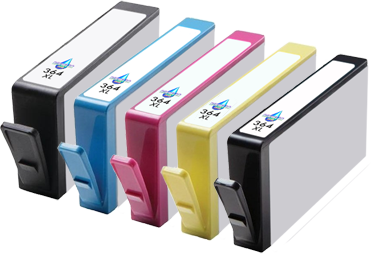 HP Photosmart D5463 Ink Cartridges