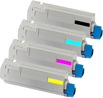 Cheap OKI C711WT toner multipack