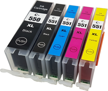 Compatible MG5600 Inks