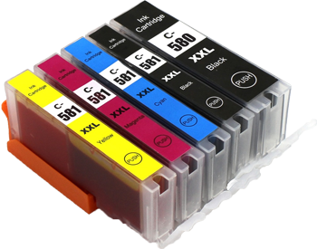 Canon TR8550 Compatible Inks