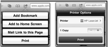 AirPrint Apple
