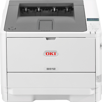 Oki B512dn Printer