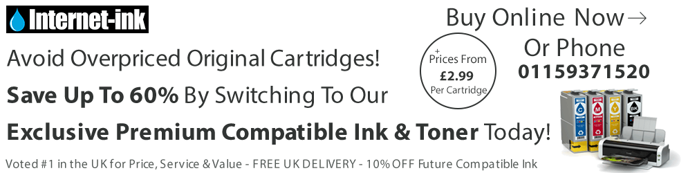 High Quality Compatible Ink Cartridges
