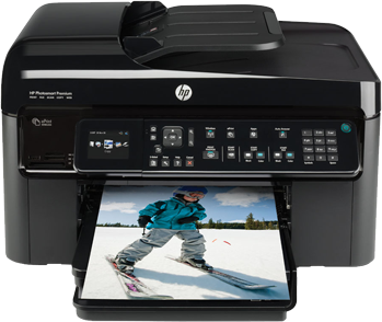 HP Photosmart Premium C410b Printer
