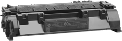 HP 80A CF280A Toner Cartridge