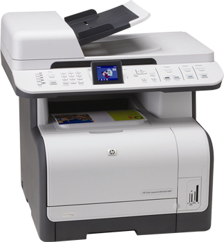 HP Colour LaserJet CM1312n Printer