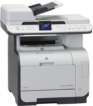 HP Colour LaserJet CM2320n Printer