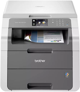 Brother DCP-9015CDW Printer