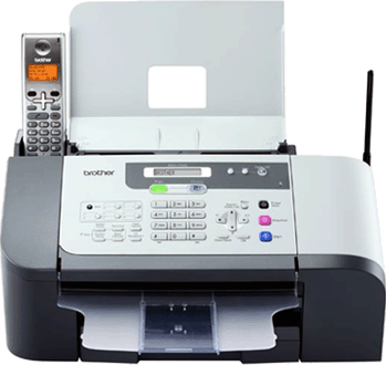 Brother Fax 1560 Printer