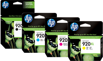 HP 920 Ink Cartridges