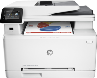 HP Colour LaserJet MFP M277DW