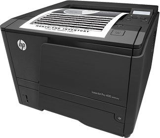 HP LaserJet Pro 400 M401n Printer
