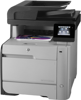 HP Colour LaserJet Pro MFP M476dn Printer