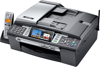Brother MFC-885CW Printer