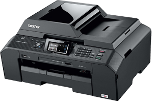 Brother J5910DW printer ink