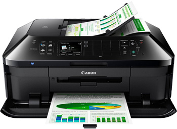 Canon MX725 Printer