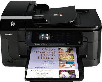 HP Officejet 7500 Printer