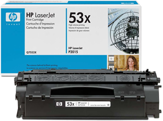 HP P2015dn toner cartridge